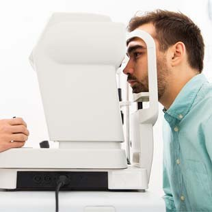 General eyecare appointment with eye doctor, Dr. Schottenstein.