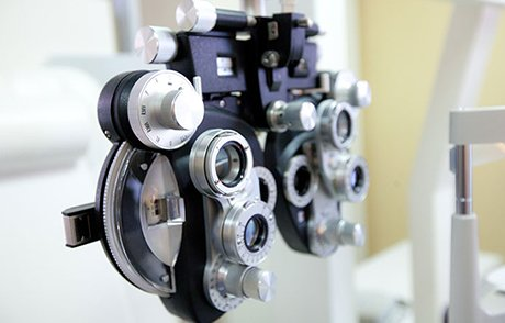 Eye Exams & Visual Screenings